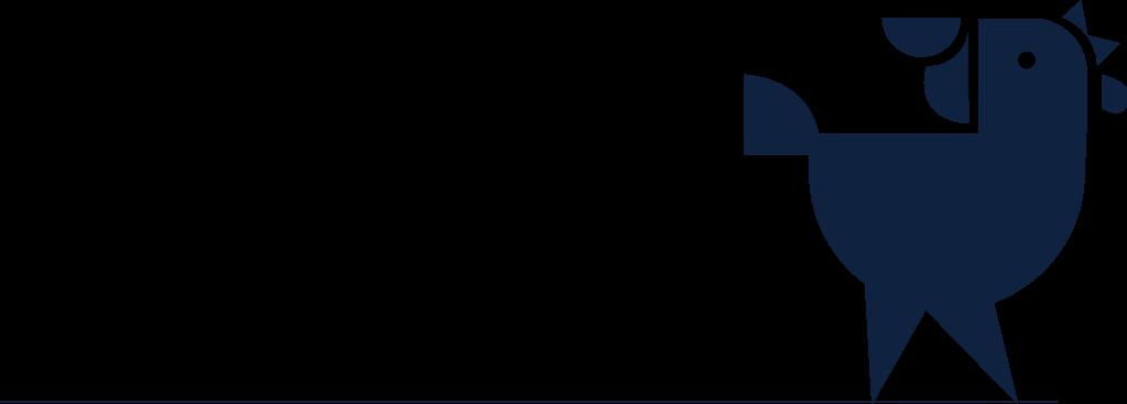 logo cocorico web bleu