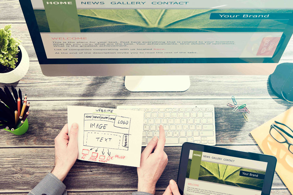 page facebook pro site internet : site internet