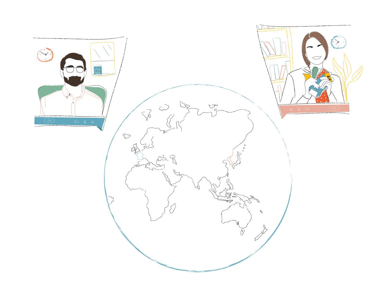 Comment créer son entreprise - illustration histoire Lisa 11