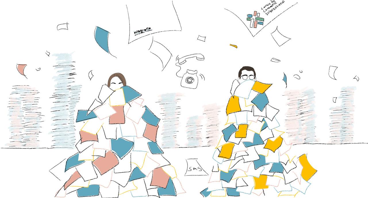 Comment créer son entreprise - illustration histoire Lisa 12