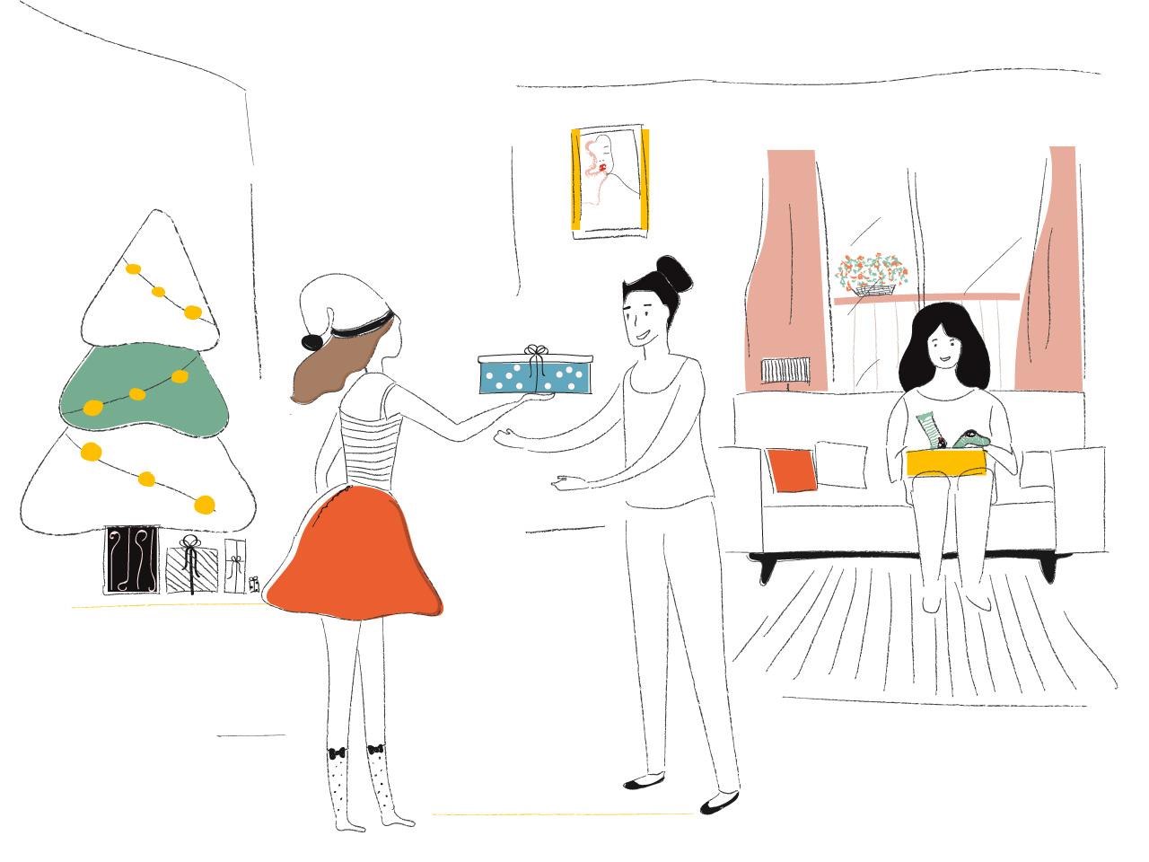 Comment créer son entreprise - illustration histoire Lisa 3