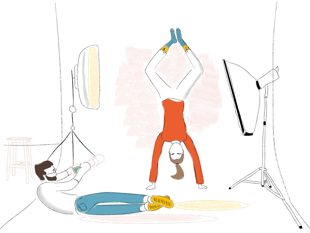 Comment créer son entreprise - illustration histoire Lisa 6