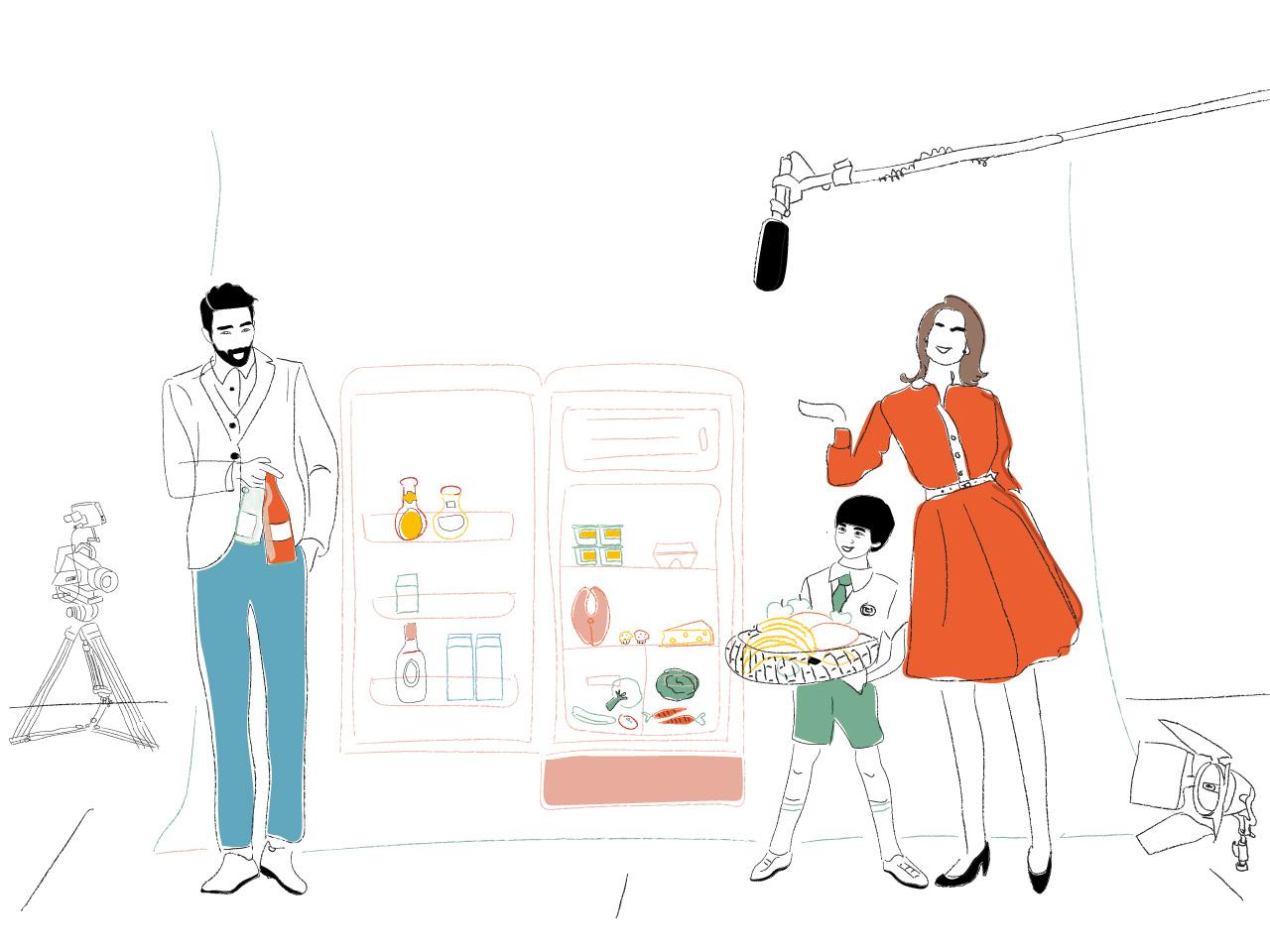 Comment créer son entreprise - illustration histoire Lisa 8