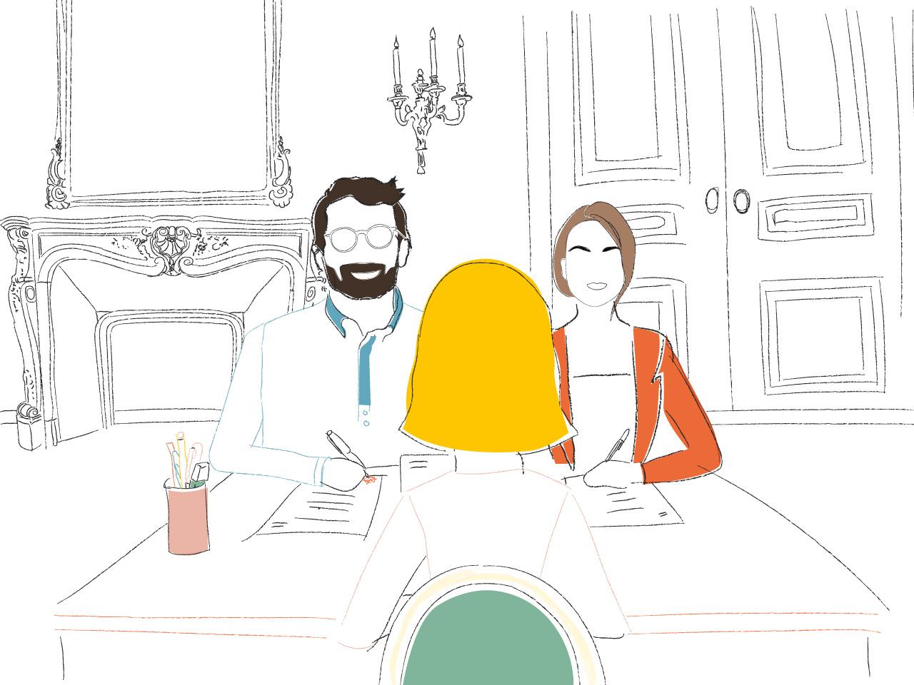 Comment créer son entreprise - illustration histoire Lisa 9