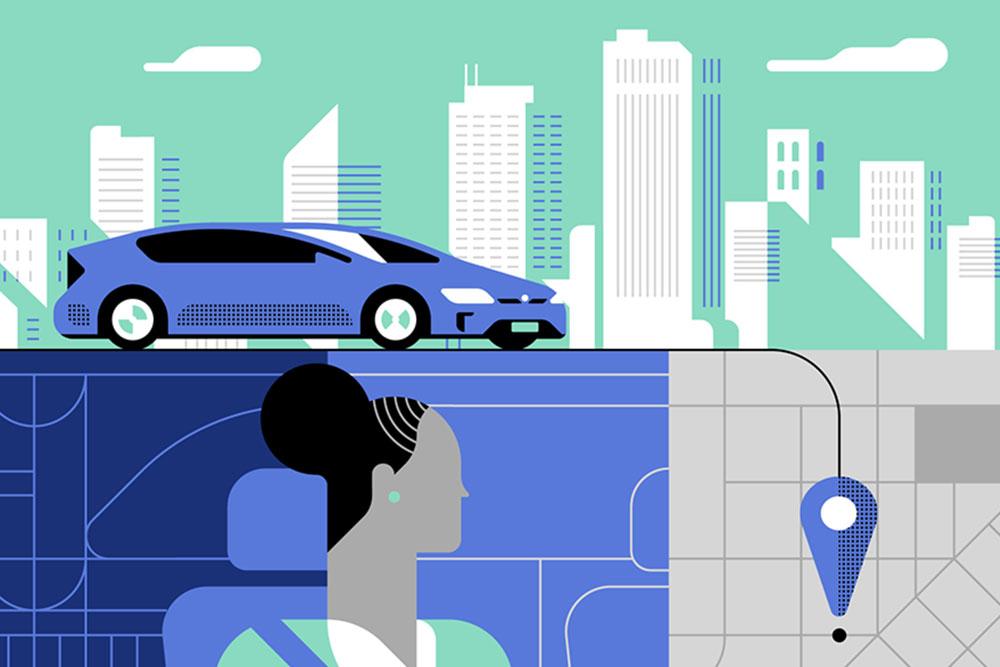 faire une charte graphique - uber