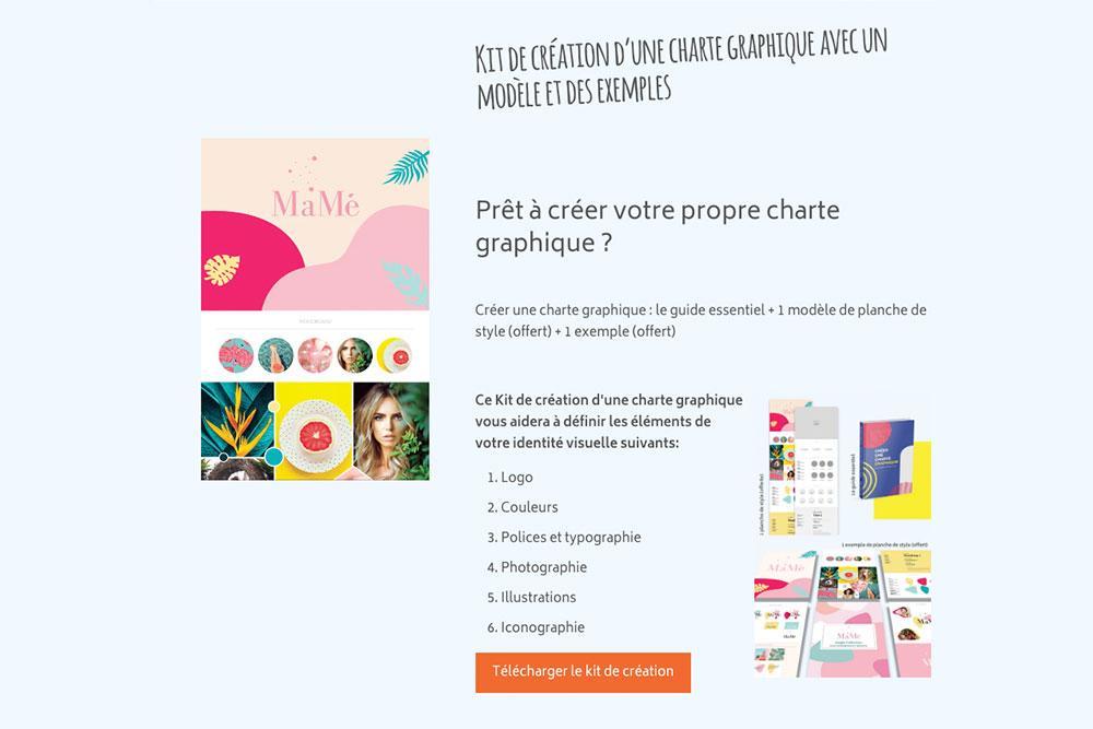 Comment créer un blog - Charte