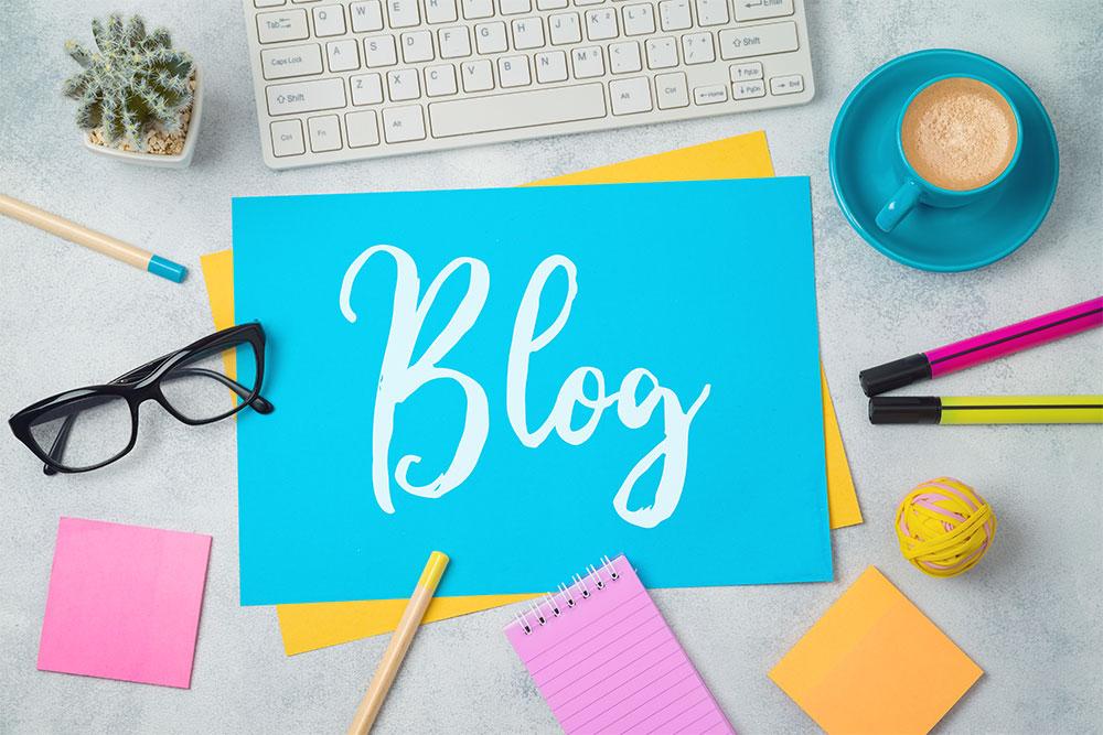 Comment créer un blog - Intro