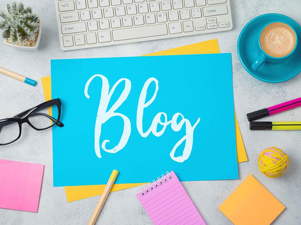 Comment créer un blog - Preview