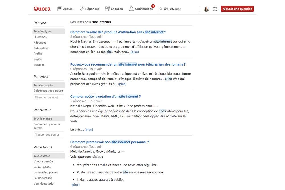 Comment créer un blog - Quora