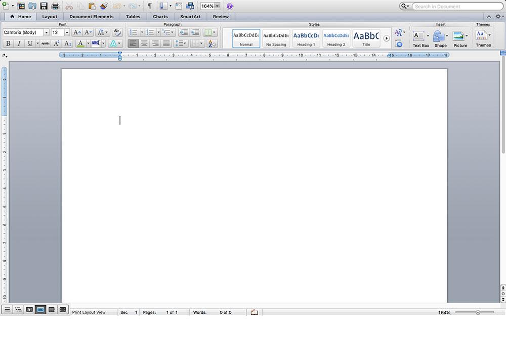 Comment créer un blog - Word